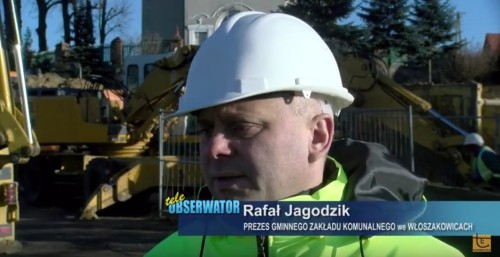 kanalizacja sanitarna w Dłużynie